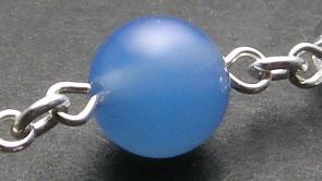 ブルーカルセドニー(Blue-chalcedony)