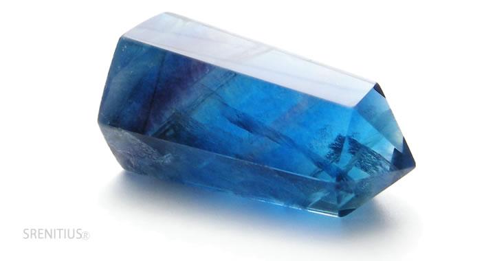 ブルーフローライト(Blue-fluorite)